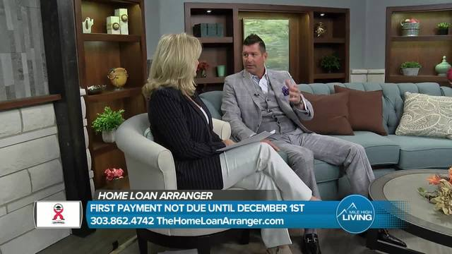 -Beat the Bills- with the Home Loan Arranger
