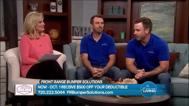 Front Range Bumper Solutions - Car Care Fair