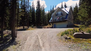 Couple sold legally unlivable mountain home