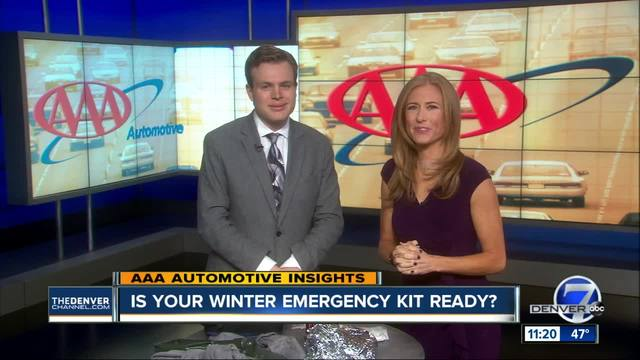 Get Your Car-s Winter Emergency Kit Ready