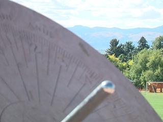 $2M project restores historic Denver sundial