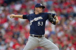 Brewers turn to bullpen day to open vs Rockies
