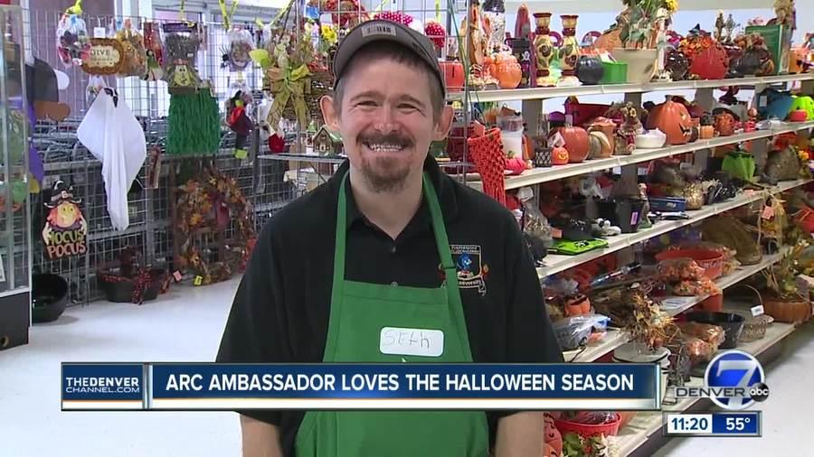 october arc ambassador seth weshnak loves halloween denver7 thedenverchannelcom