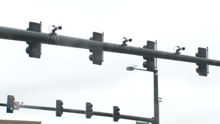 License plate reader goes in on Federal Blvd.