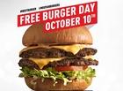 MOOYAH is giving away burgers on Wednesday