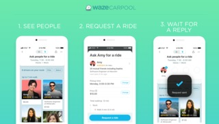 New Waze Carpool app aims to lower CO traffic