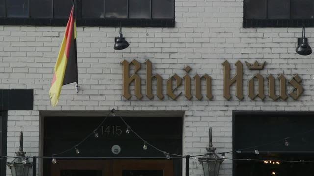 Mile High Musts- Rhein Haus Denver