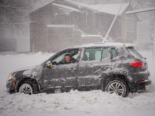 Tips for driving in the Colorado snow
