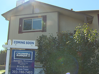 Home sales decline, but prices rise steadily