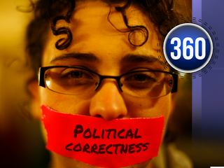 Are we becoming too politically correct?