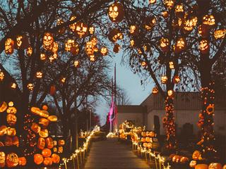 Pumpkin Nights now open at the Adams County Fair