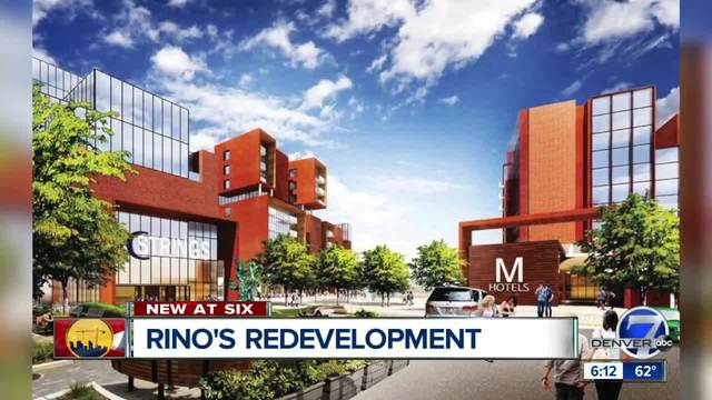 New development in RiNo promises more open space and access to all