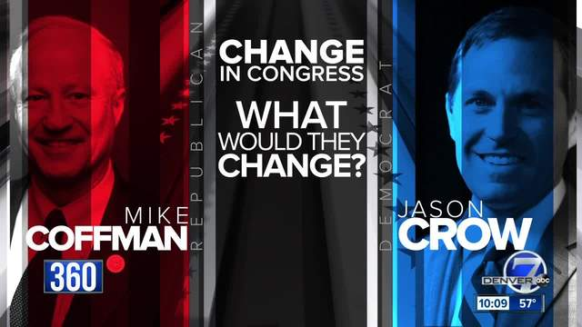 Politics 360- Mike Coffman and Jason Crow on why they will best…