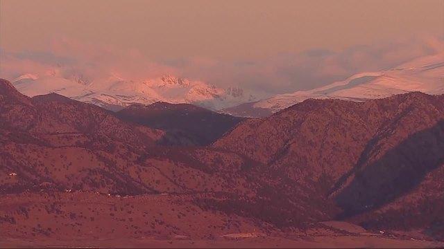 Friday morning chopper mountain view