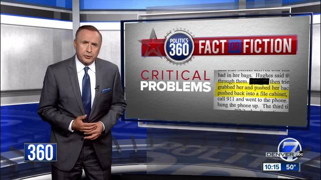 Fact-check- Attack ad about Polis- 1999 altercation with former female…