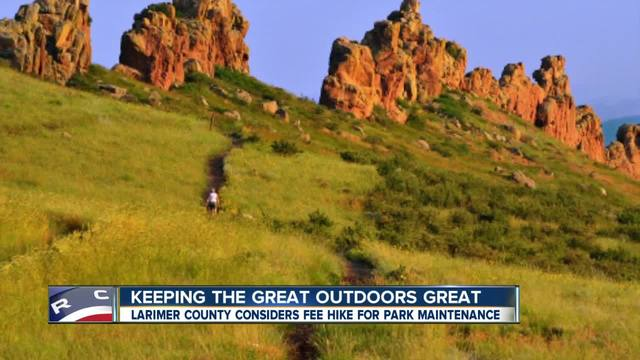 Larimer County could raise entrance fees for parks and open space