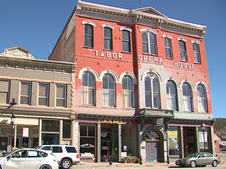 Leadville fights to save the Tabor Opera House