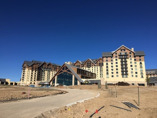 New Gaylord Rockies hotel books 1 million rooms
