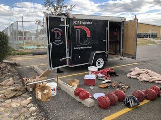 HS baseball team trailer recovered and returned