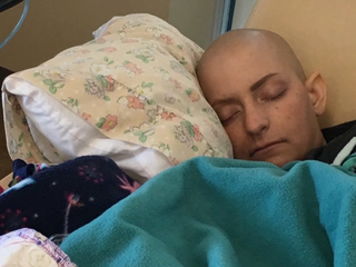 Father of woman with cancer denied claim