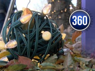 Is October too soon to put up Christmas decor?