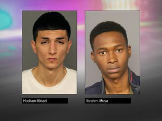 2 men arrested for killing man in street robbery