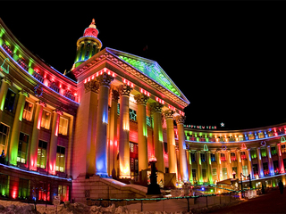 23 holiday lighting events happening in Colorado