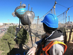 New aerial course growing in Denver along I-25