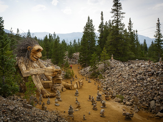 Breck council votes to remove troll sculpture