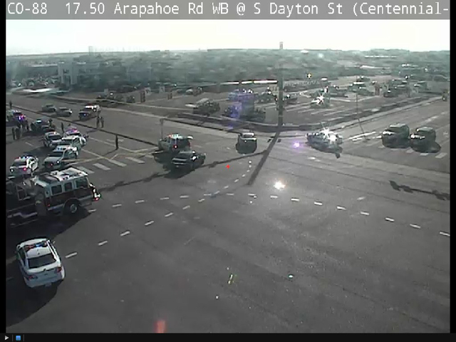 Officer-involved shooting in Arapahoe County