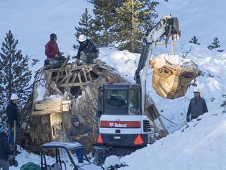 Breckenridge troll dismantled, future uncertain