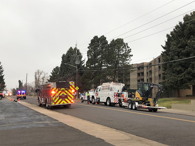 13 injured in Littleton senior complex fire