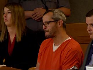 Chris Watts sentenced to 5 life terms