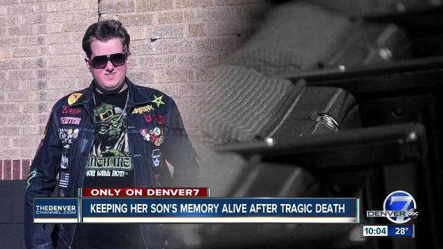 Man falls to his death off Denver balcony- family keeping his legacy…