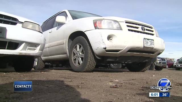 SUV stolen from woman with brittle bone disease found- viewers step up to help