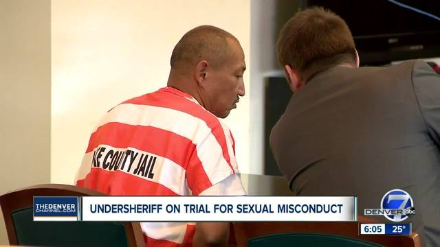 Stepdaughter says former Lake County undersheriff preyed on her