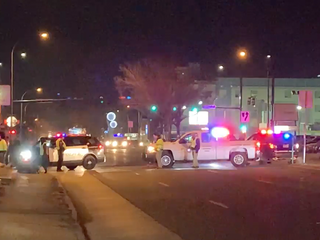 Woman crossing street killed by hit & run driver
