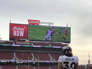 LIVE BLOG: Broncos vs. 49ers