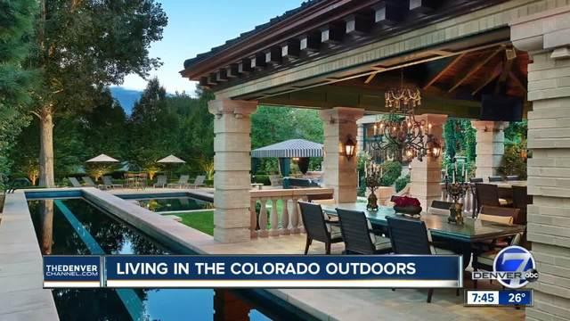 Colorado designs include new ideas for outdoor spaces