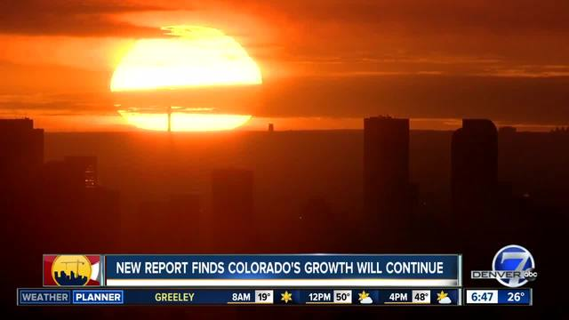 New report finds Colorado-s growth will continue