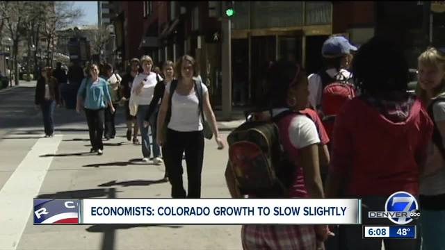 Report- Colorado economy on pace to keep growing in 2019
