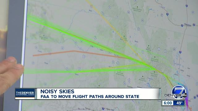 New flight paths coming to Colo- next year as a part of FAA-s -NextGen- program